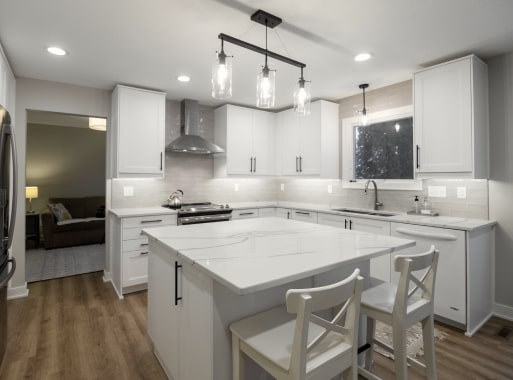 Countertops Replacement & Installation