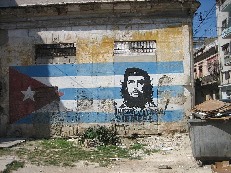Graffiti in Havana