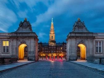 Het Deense parlement