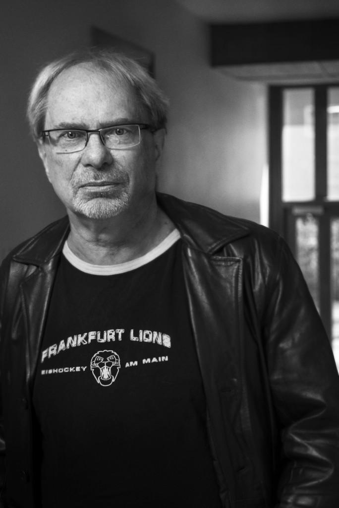 Lars Häger Svartvit, foto Fredrik Sederholm
