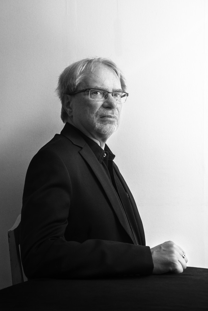 Lars Häger Svartvit  foto Fredrik Sederholm