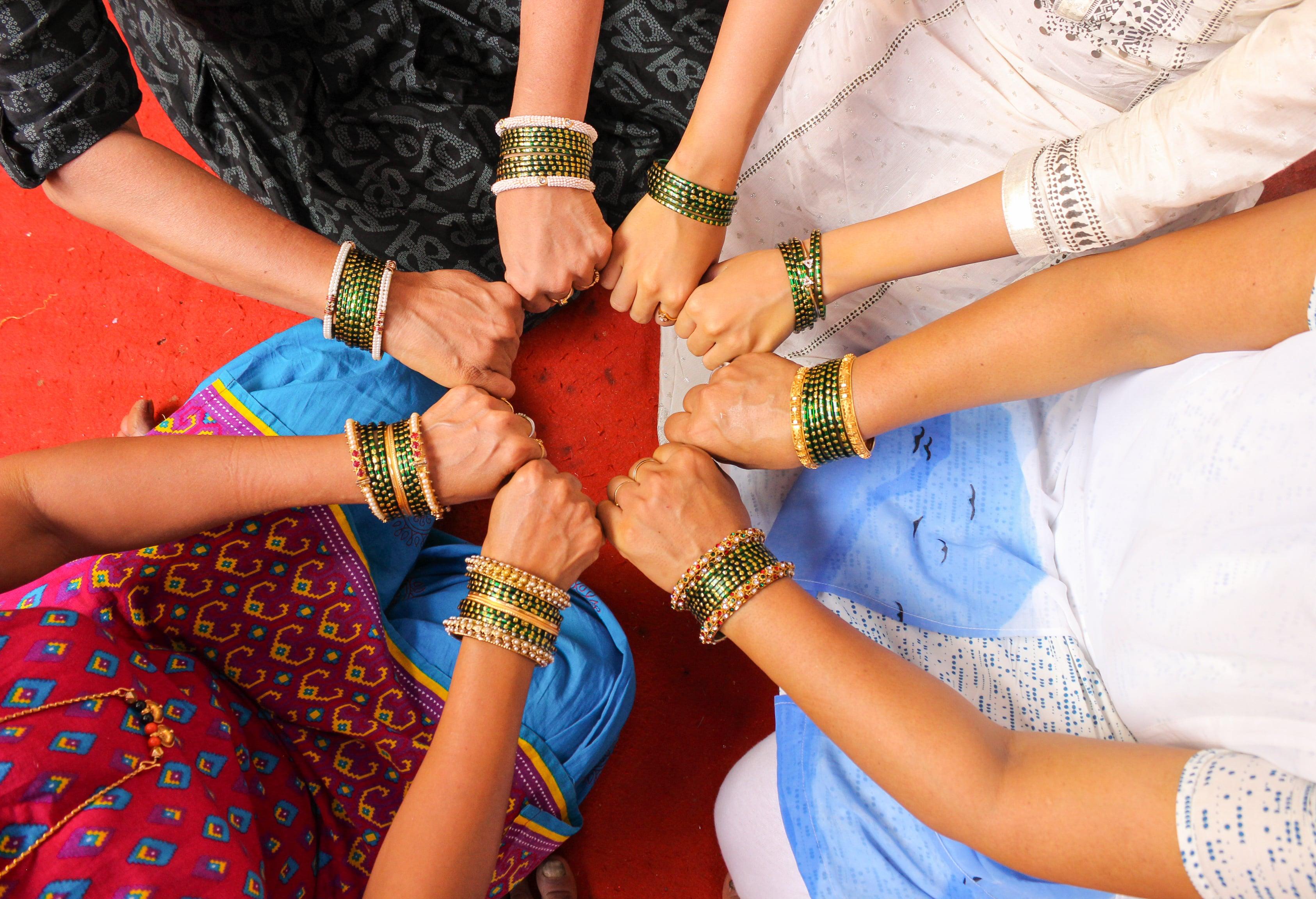 Indian women community