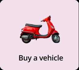 Goal- buy vehicle