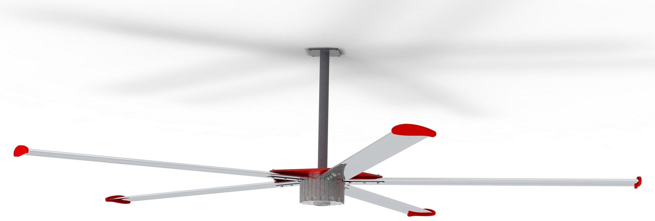Big Industrial ceiling fan