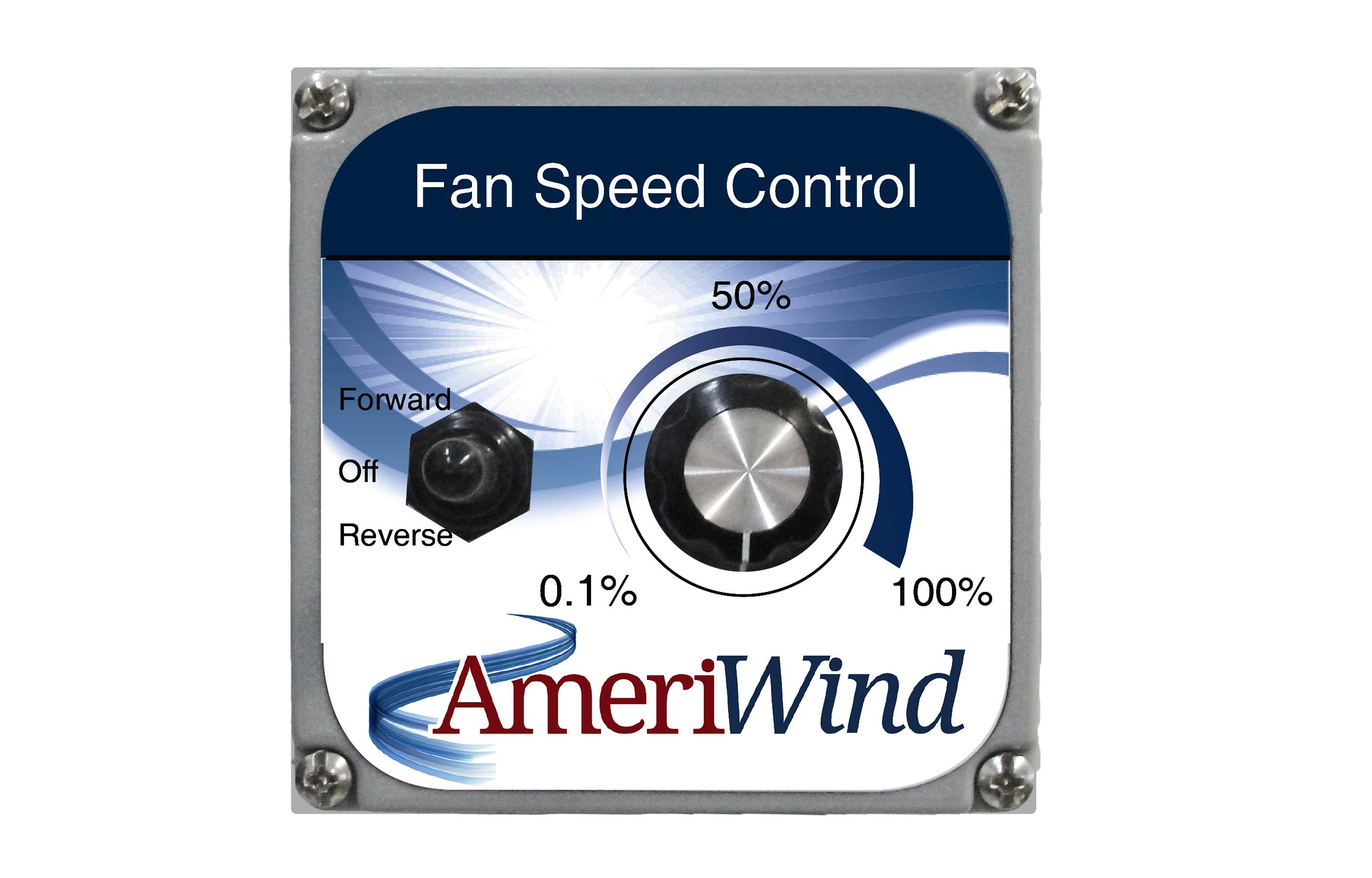 Manul hvls ceiling fan controller
