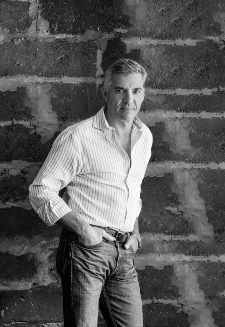 Jim Karas, founder.