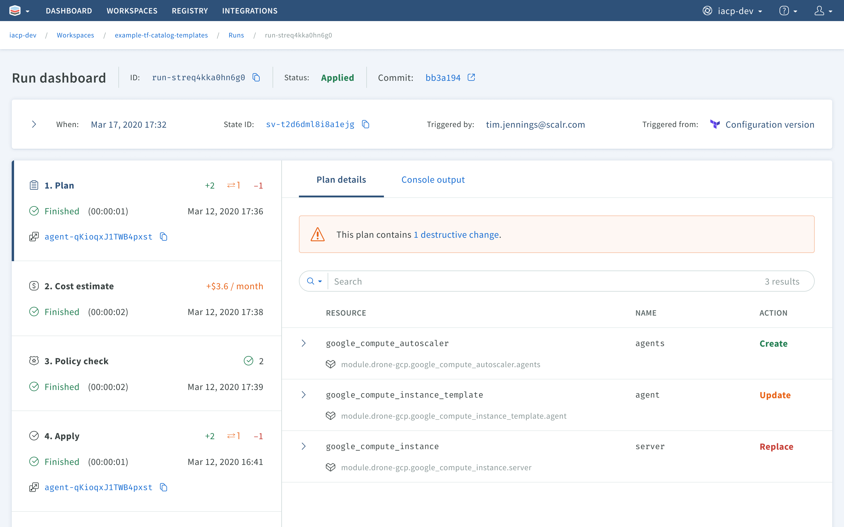 New Feature: Smart Plan Outputs