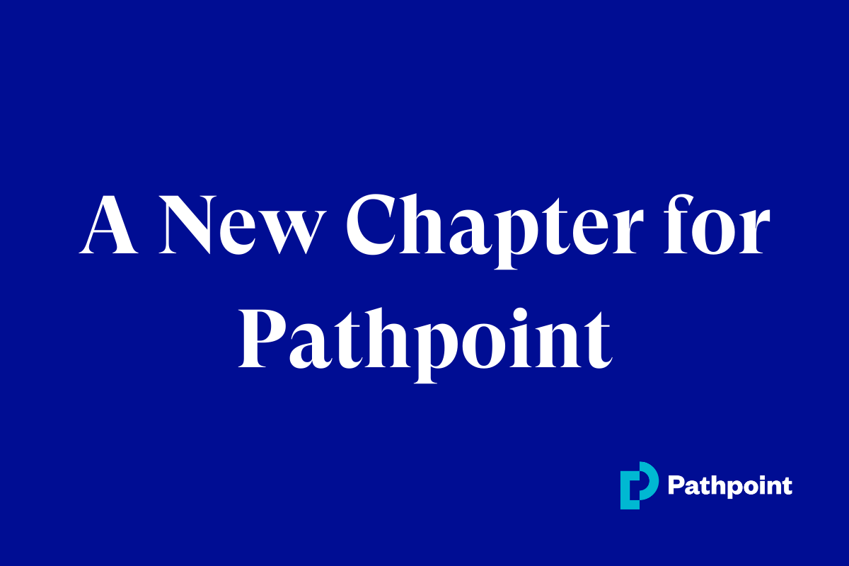 A new Chapter for Pathpoint