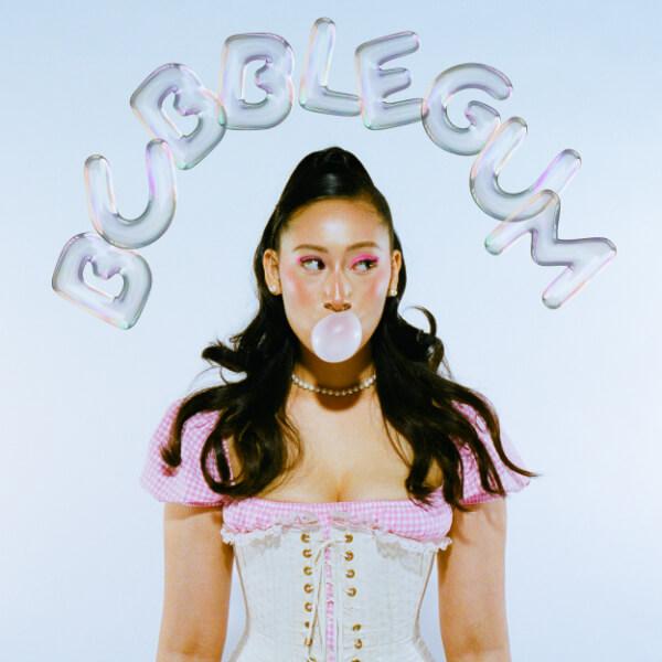 Album cover for Alex Porat's Bubblegum