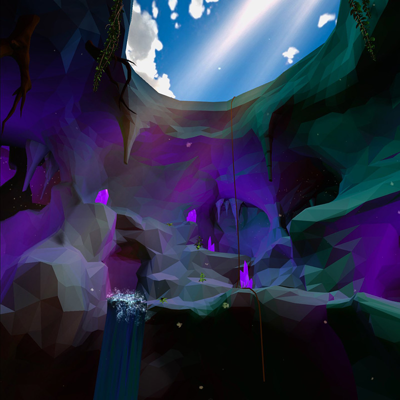 Gallery image of five by five team working in Virtual Reality using the immersed App