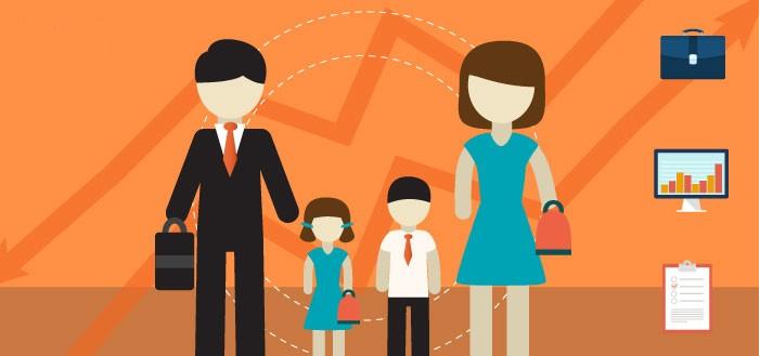 Como a partilha de bens pode influenciar uma marca?