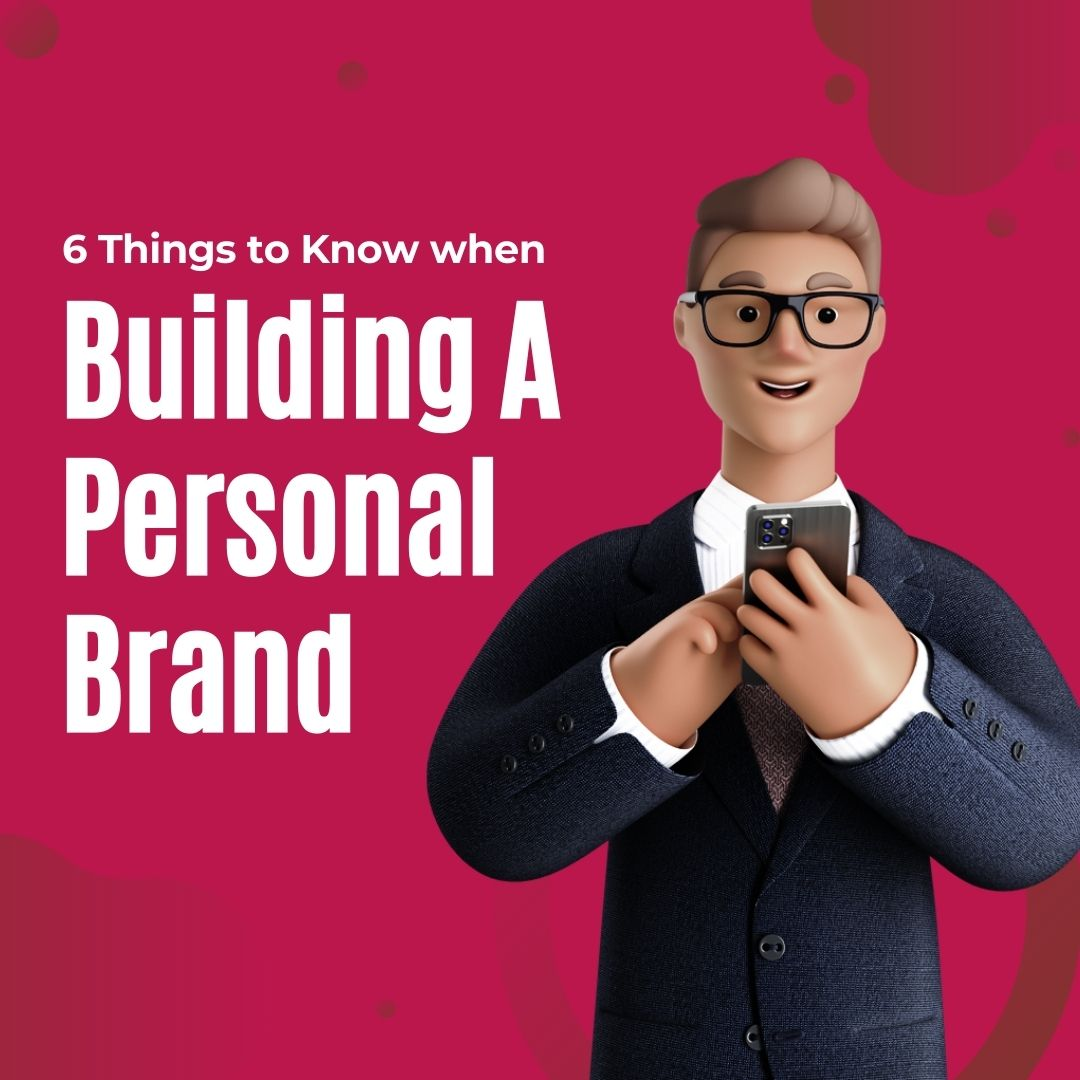 Building a Personal Brand Guide