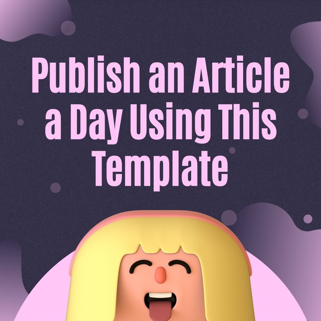 Blog Writing Guide and Template
