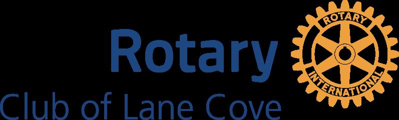 Lane Cove Rotary Logo