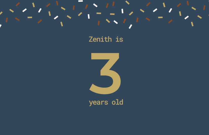 Here Are the Top 3 Lessons I Learned in Zenith's First 3 Years