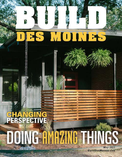 2021 Build Des Moines Award