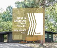 2020 NAHB Winner Gold Award
