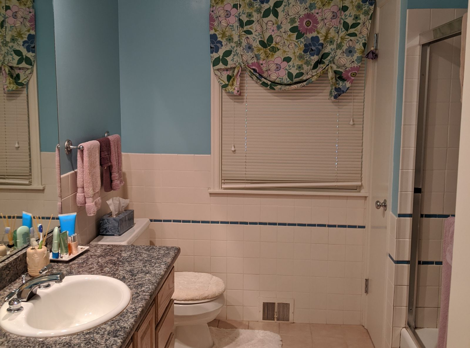 Veach South of Grand Bathroom Transformation (before)