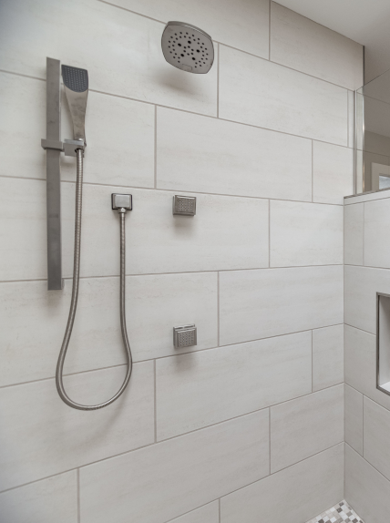Bathroom Remodel in West Des Moines, review.