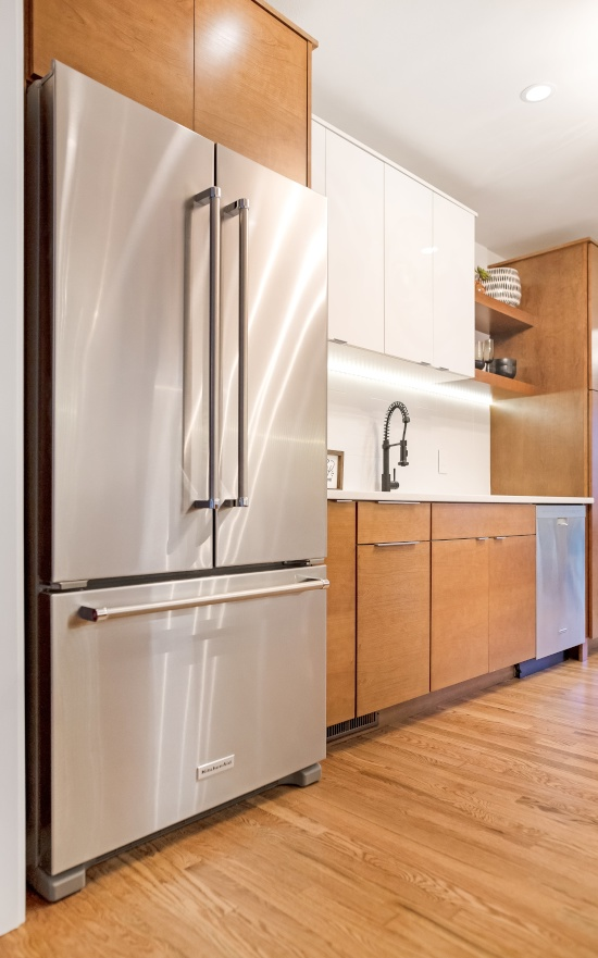 Kitchen Remodel in Des Moines, review.