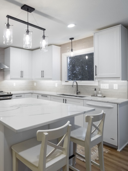 Kitchen Remodel in West Des Moines, review.