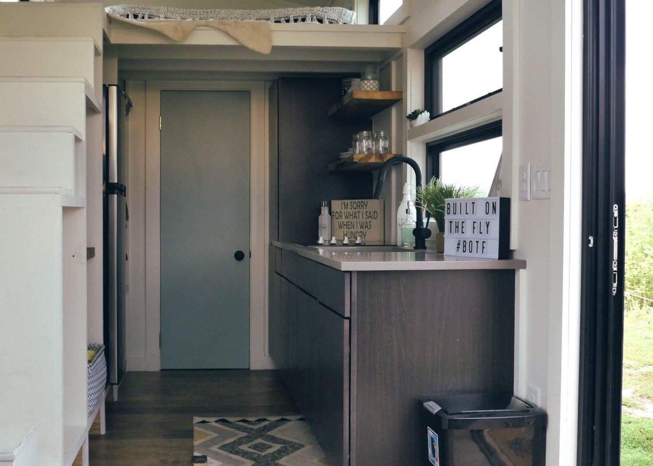 Zenith Design + Build   Des Moines Tiny House
