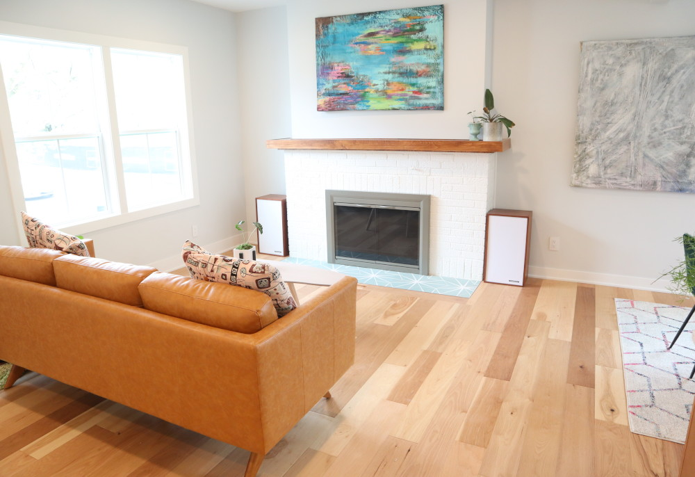 Mel + Myk | Des Moines Historic Whole Home Transformation