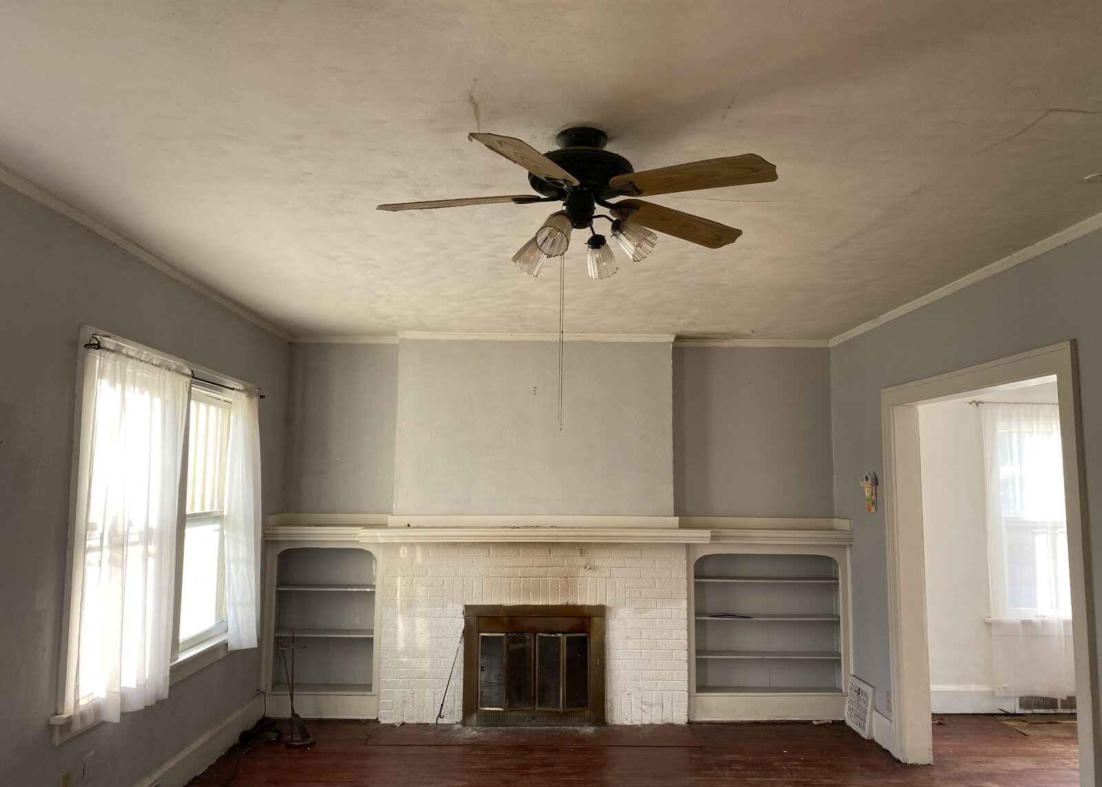 Des Moines Historic Custom home (before)