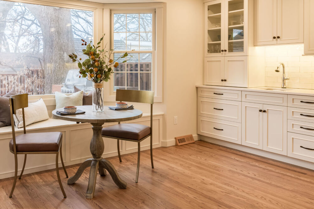 Kitchen remodeling for Patricia Casady.