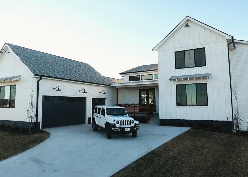 Zenith Design + Build | The Eleanor Custom Home