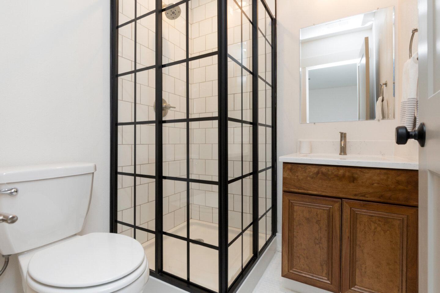 The Eleanor Custom Home - bathroom.