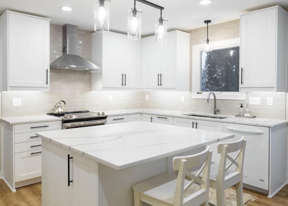 Barb + Pat | West Des Moines Kitchen Transformation