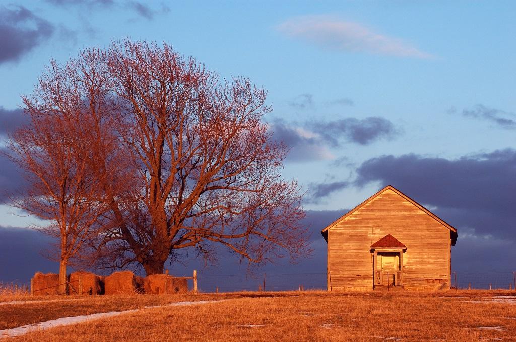 Warren County Landscape near Norwalk, Iowa