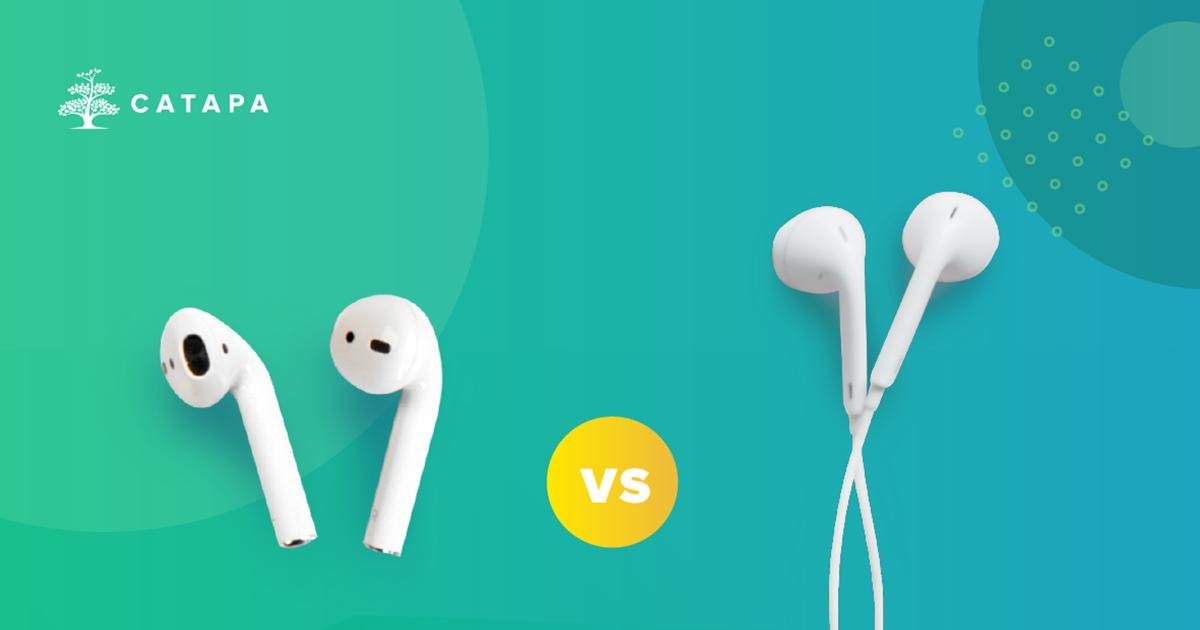 Earphone Kabel vs Wireless Untuk Bekerja
