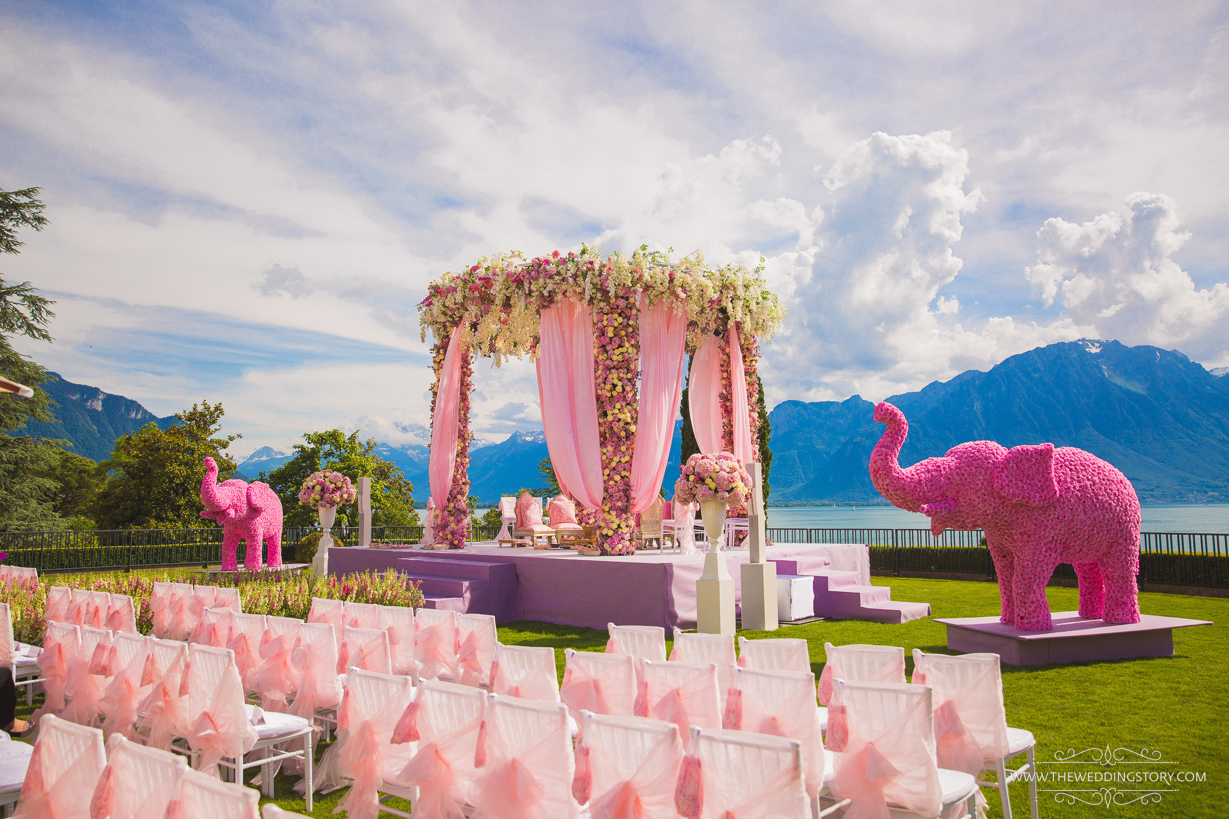 7 Trending International Destinations for your Big Fat Indian Wedding |  ShaadiSaga
