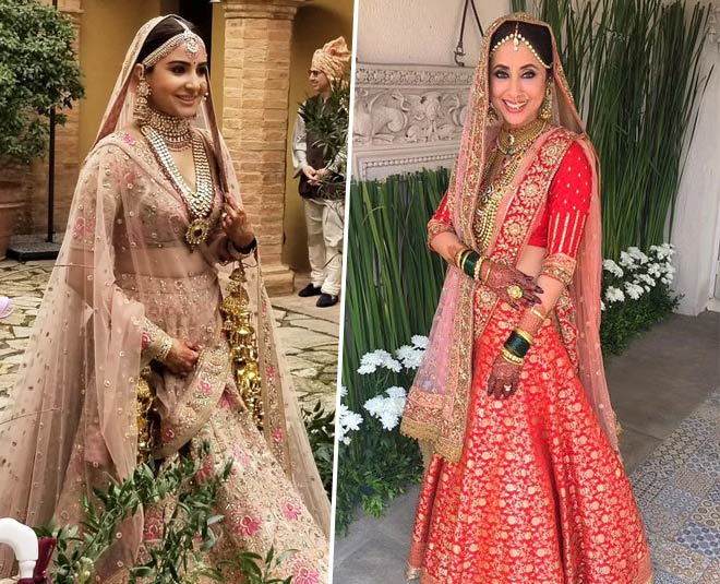 Sabyasachi Mukherjee Or Manish Malhotra, Which Designer To Go For Your  D-Day? Here Is Your Guide