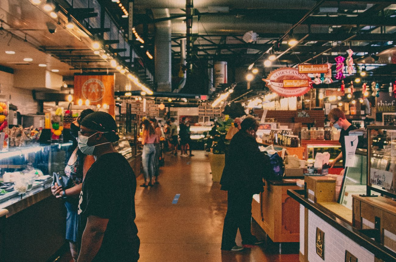 What if you have detailed grocery shopping information?