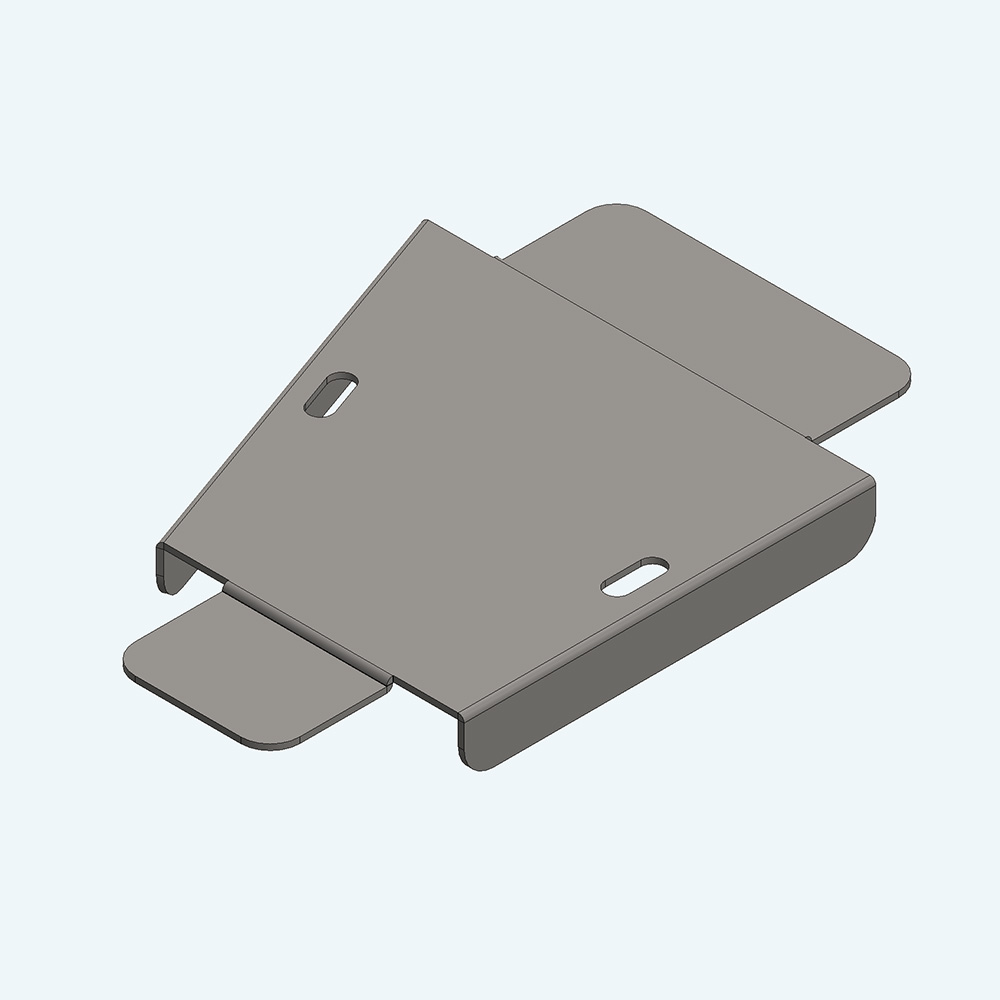 Trunking Centre Reducer Cover