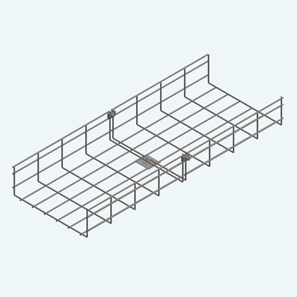 Wire Tray Straight Splice Connector 2