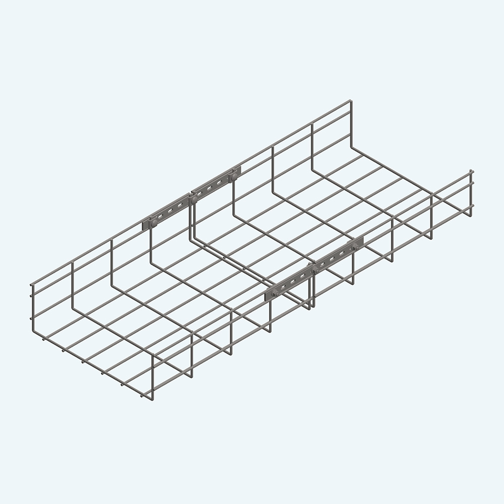 Wire Tray Straight Splice Connector