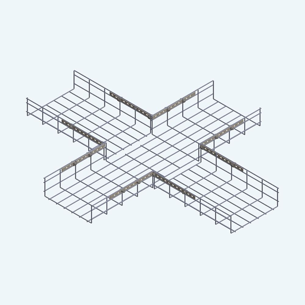 Wire Tray Cross