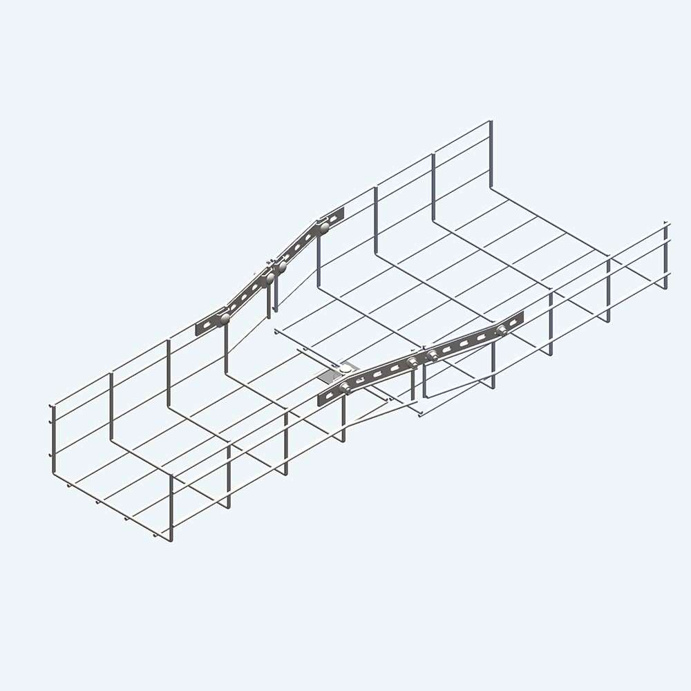 Wire Tray Centre Reducer