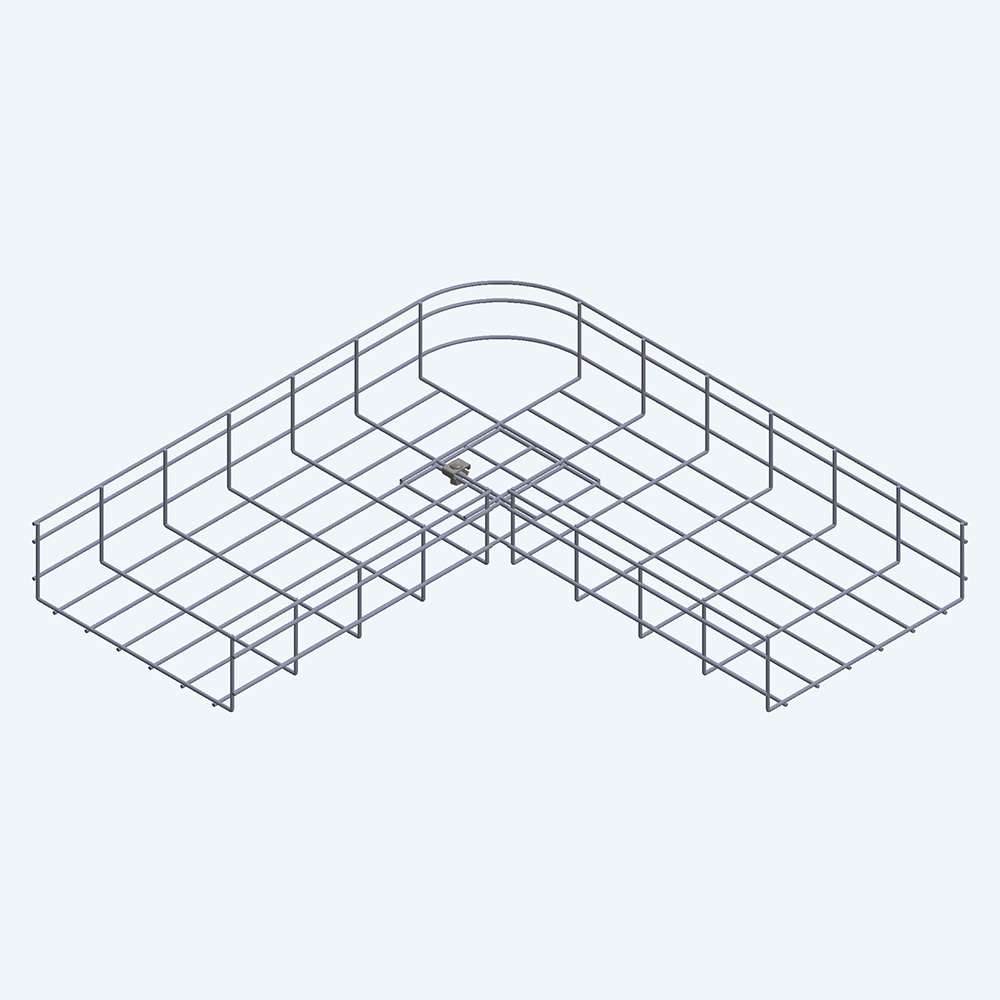 Wire Tray Elbow 90