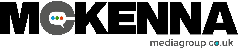 The Main Logo for McKenna Media Group