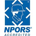 NPORS Accreditation Logo