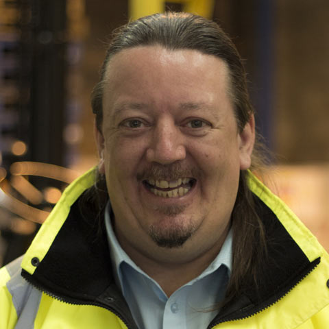 Darren Ruth - Instructor / Examiner   Darren is an instructor with a detailed understanding of both working and training in the materials handling industry.