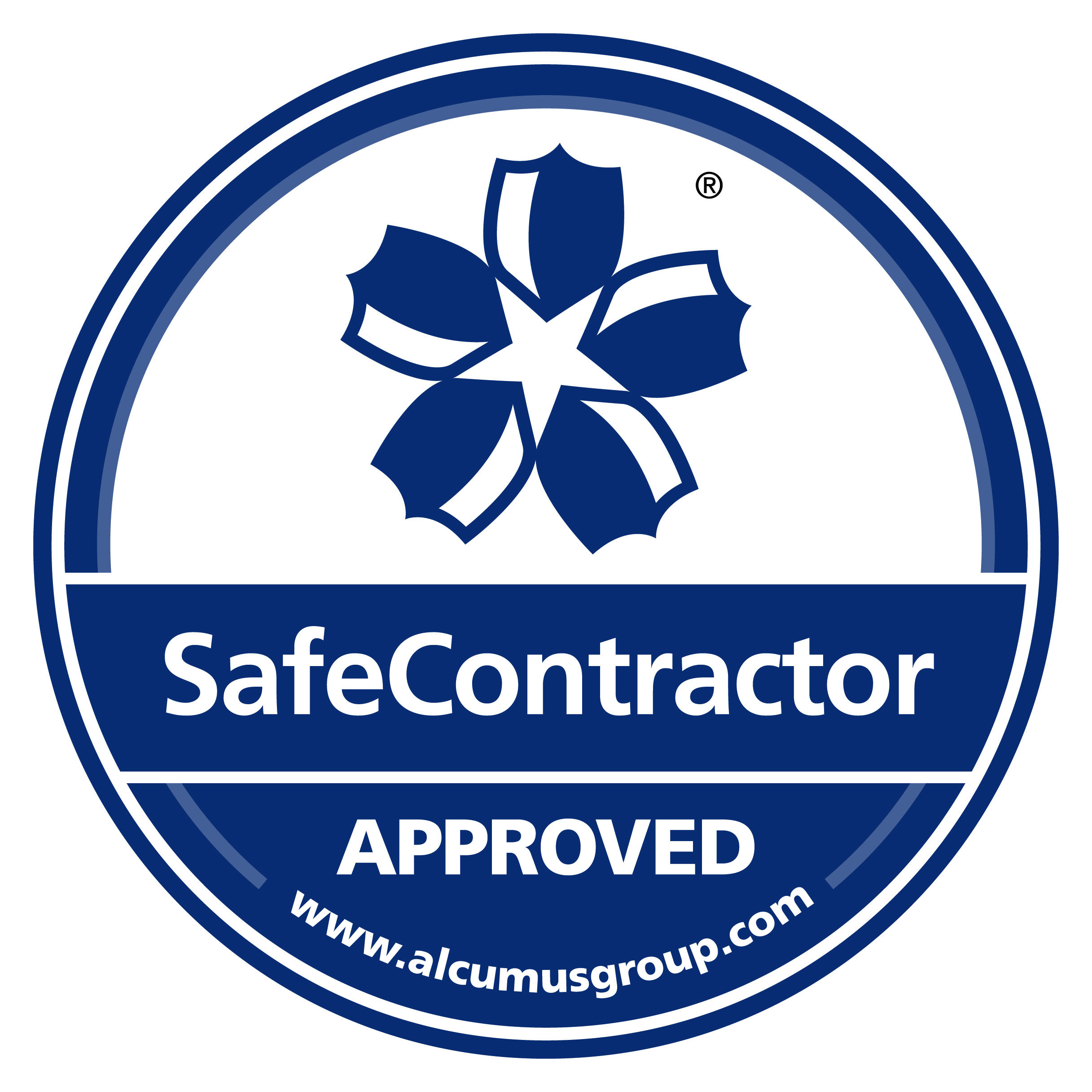 This is the safe contractor logo.