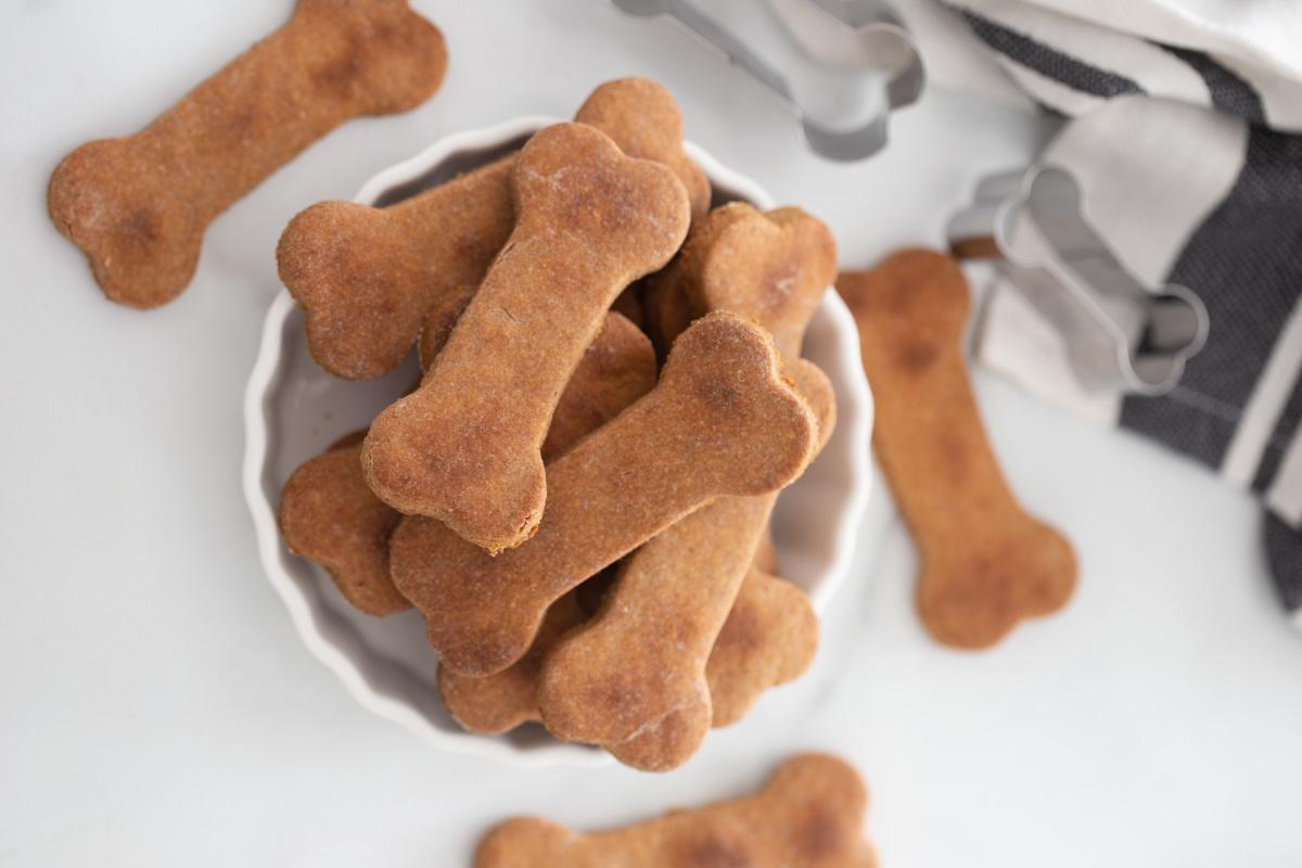 Des nouveaux biscuits pour bibi !