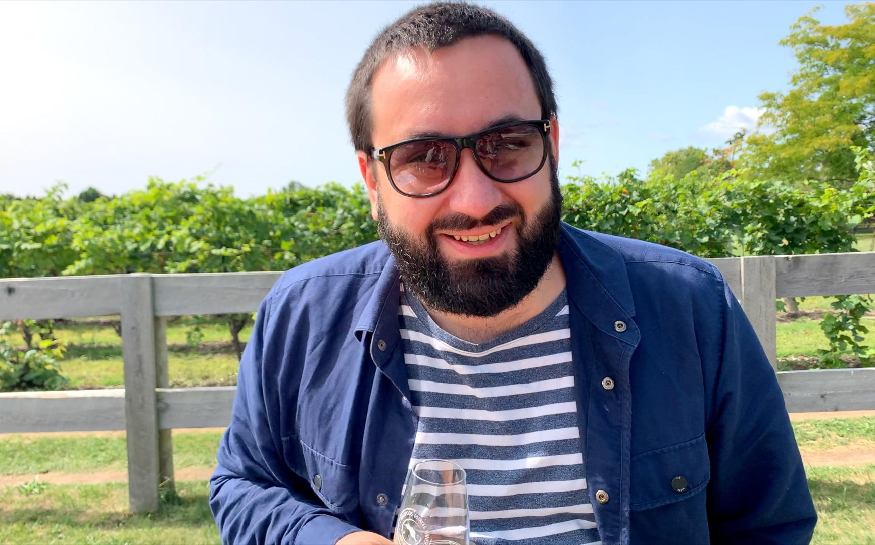 Max sampling wine