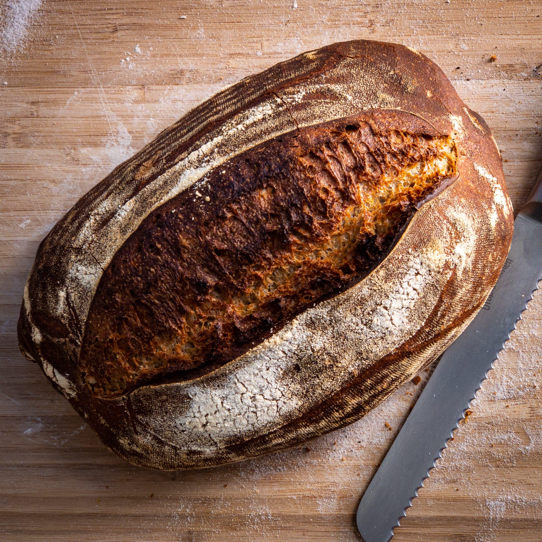 Everyday Sourdough Recipe